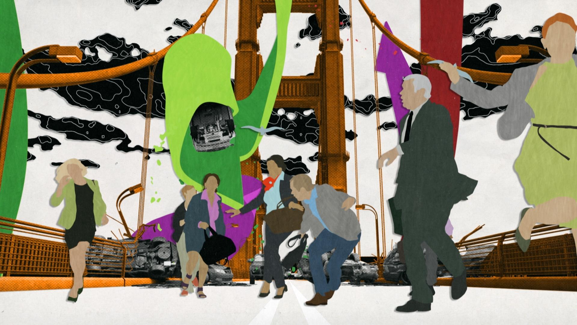 Animerad reklamfilm av Jonas Odell