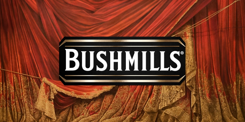Animated commercials for Bushmills whiskey