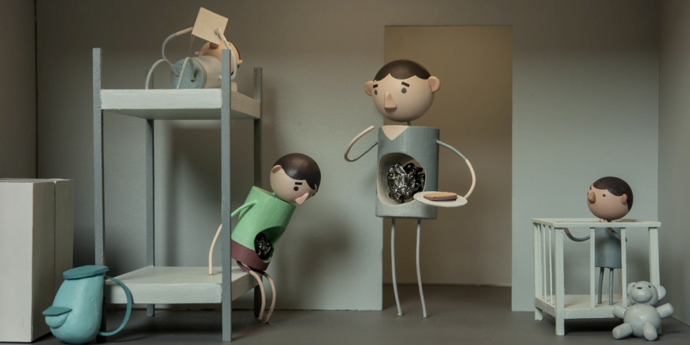 Animerad film för BRIS av Jöns Mellgren