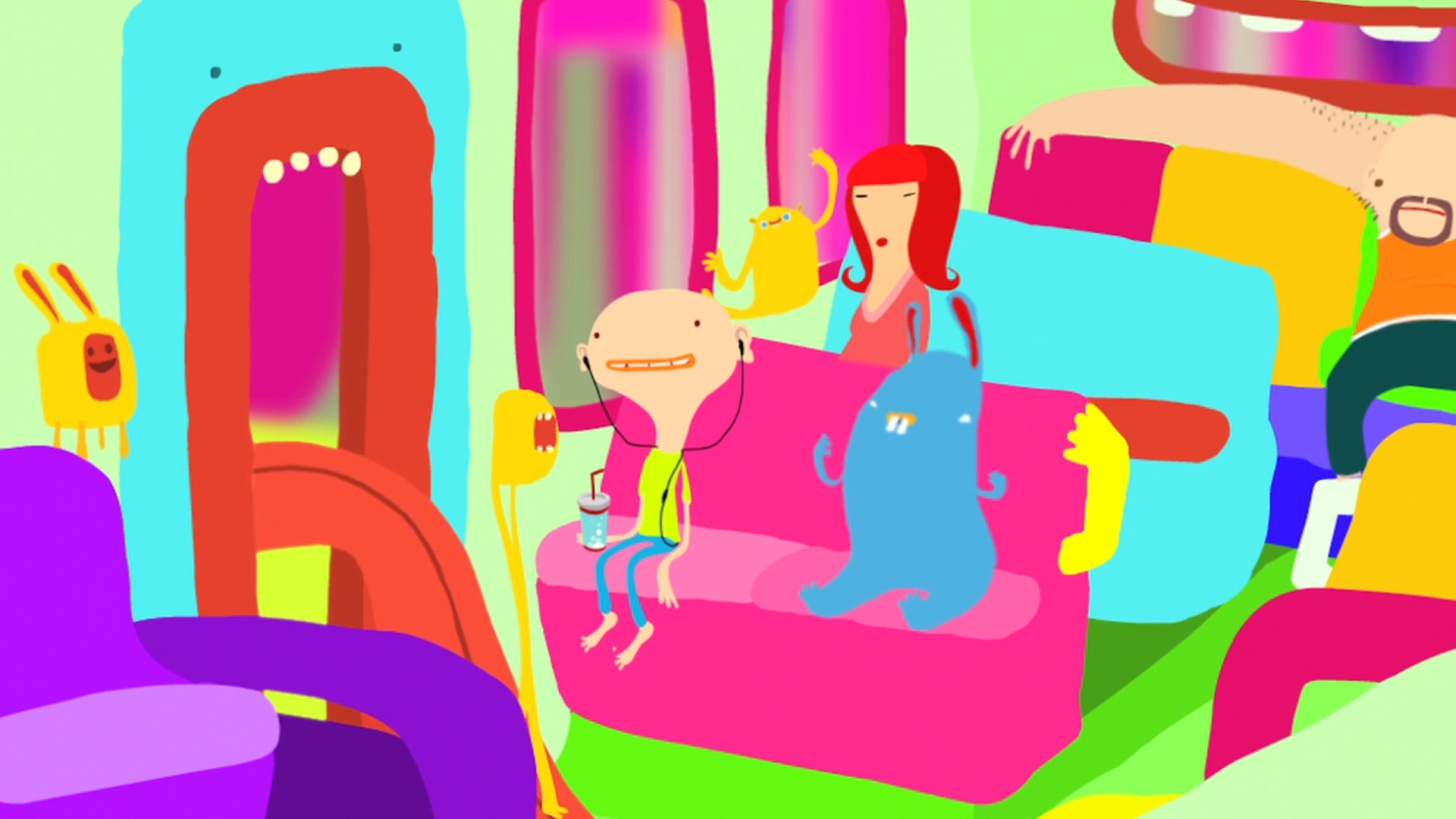 Animated commercial. The Chapel Films is a Stockholm based production company and animation studio.