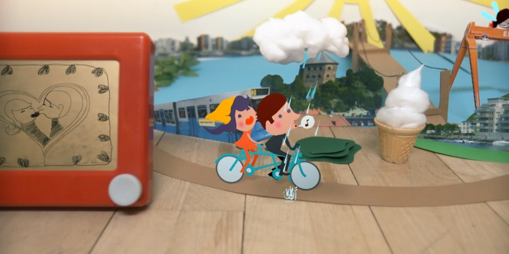 The Chapel Films is a production company and animation studio in Stockholm.