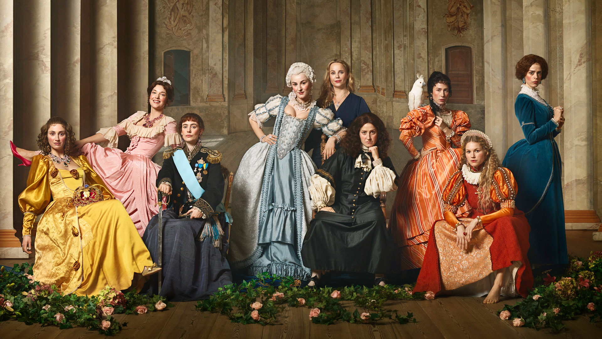 Drottningarna TV4