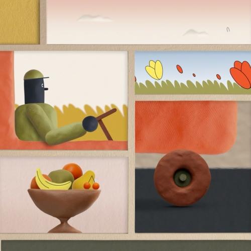 Tylko, animated commercial by Kijek/Adamski